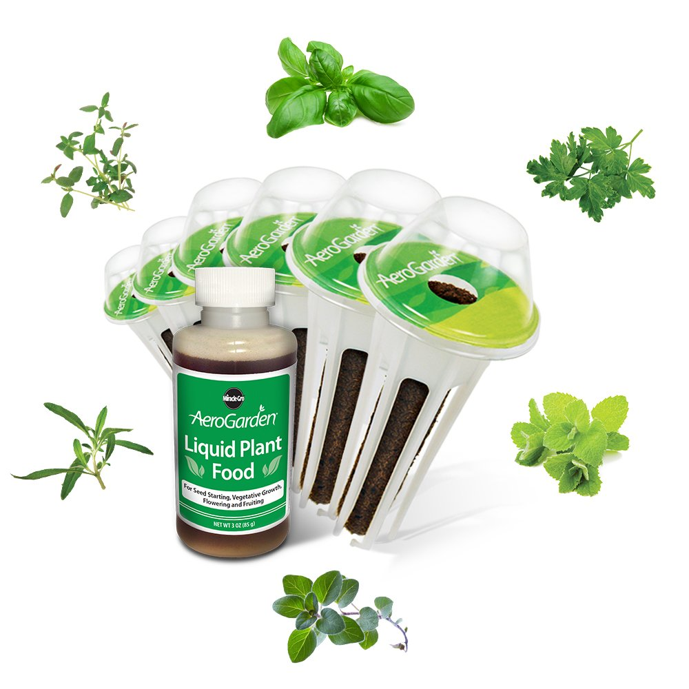 AeroGarden Assorted Italian Herb Seed Pod Kit by AeroGarden