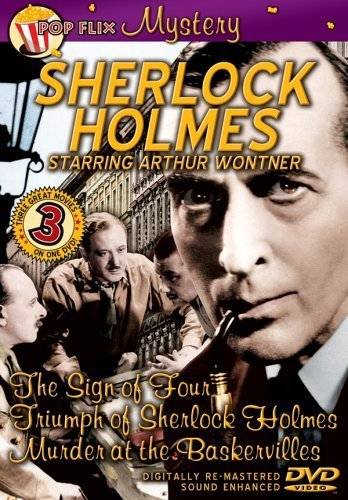 Sherlock Holmes: The Sign of Four/Triumph of Sherlock Holmes/Murder at the Baskervilles by 1-2-3-4 GO