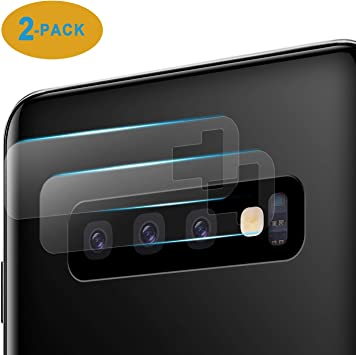 Protector lente cámara Galaxy S10 Plus/S10, [Paquete de 2 ...