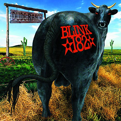 Blink 182 Vinyl - Dude Ranch
