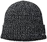 Columbia Unisex Watch Cap II, Black and White Marled, One Size