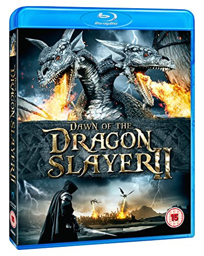 Dawn Of The Dragon Slayer 2 Blu-ray