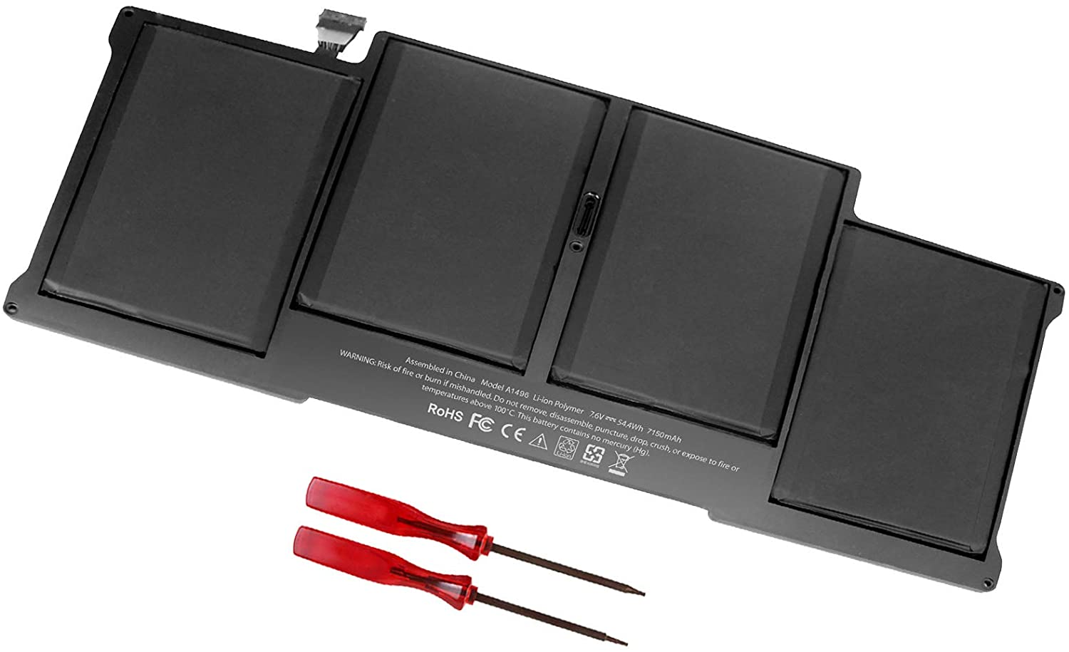 A1405 A1466 Laptop Battery for MacBook Air 13 inch A1466(Mid 2012, Mid 2013, Early 2014, Early 2015, 2017) A1369(Late 2010, Mid 2011 Version) fits A1496 A1377 [EMC :2925, 2469, 2559, 2392, 2632, 3178]
