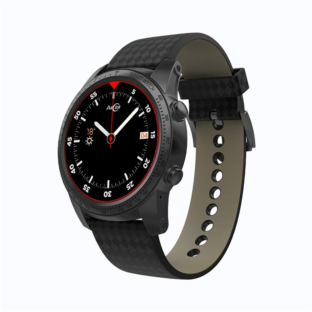 Amazon.com: AllCall W1 3G Smartwatch Phone Android Quad Core ...