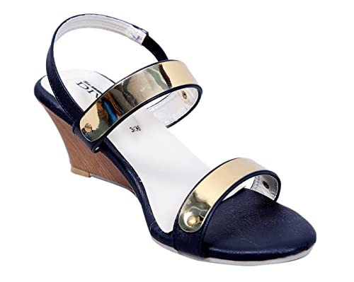 c303701a26f New Divas Slingback Multipurpose Fashion Sandal (5 UK 38 EUR