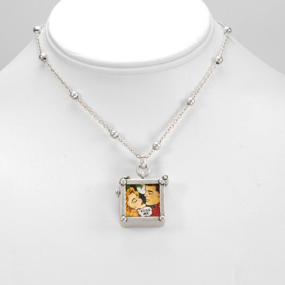 Ollipop Sweet Romance Photo Box Necklace