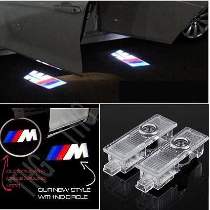 JAMBO 4 unidades. Proyector inalámbrico para la puerta del coche ...