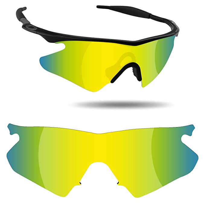 f5ff5ad881 Amazon.com  Fiskr Anti-Saltwater Replacement Lenses for Oakley M ...