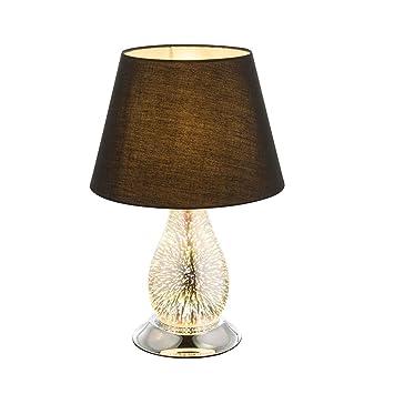 Poser Cm NoirCuisineamp; Lampe Verre A Maison Chrome 46x30x30 QdhrCostxB