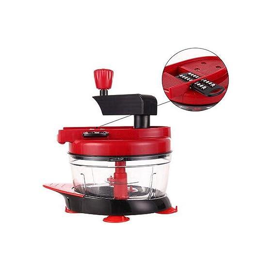 Compra Jiansheng01 Chopper, Manual de múltiples Funciones máquina ...