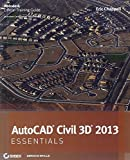 img - for AutoCAD Civil 3D 2013 Essentials by Eric Chappell (2012-06-05) book / textbook / text book