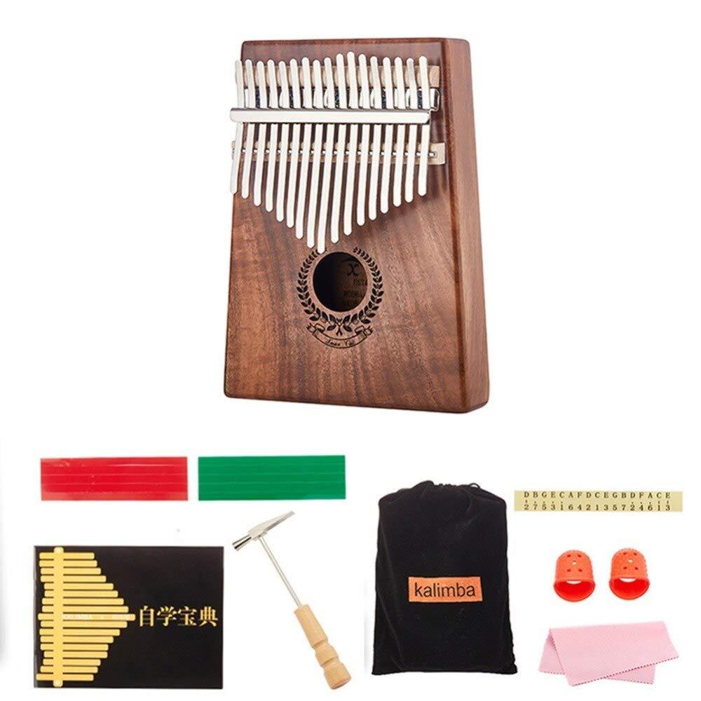 17 Key Kalimba Thumb Piano,17 Mbira Kalimba Instrument,Acacia Kalimba Musical Instrument, Percussion Instrument