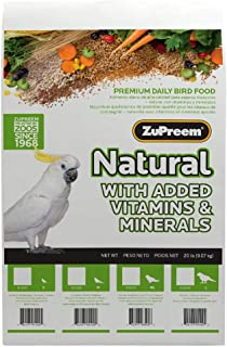 product image for Zupreem Natural Bird Food For Large Birds
