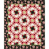 Quilt Kit~Welcome Home Flannel~Pattern and Fabric for Top and Binding by Maywood Studios