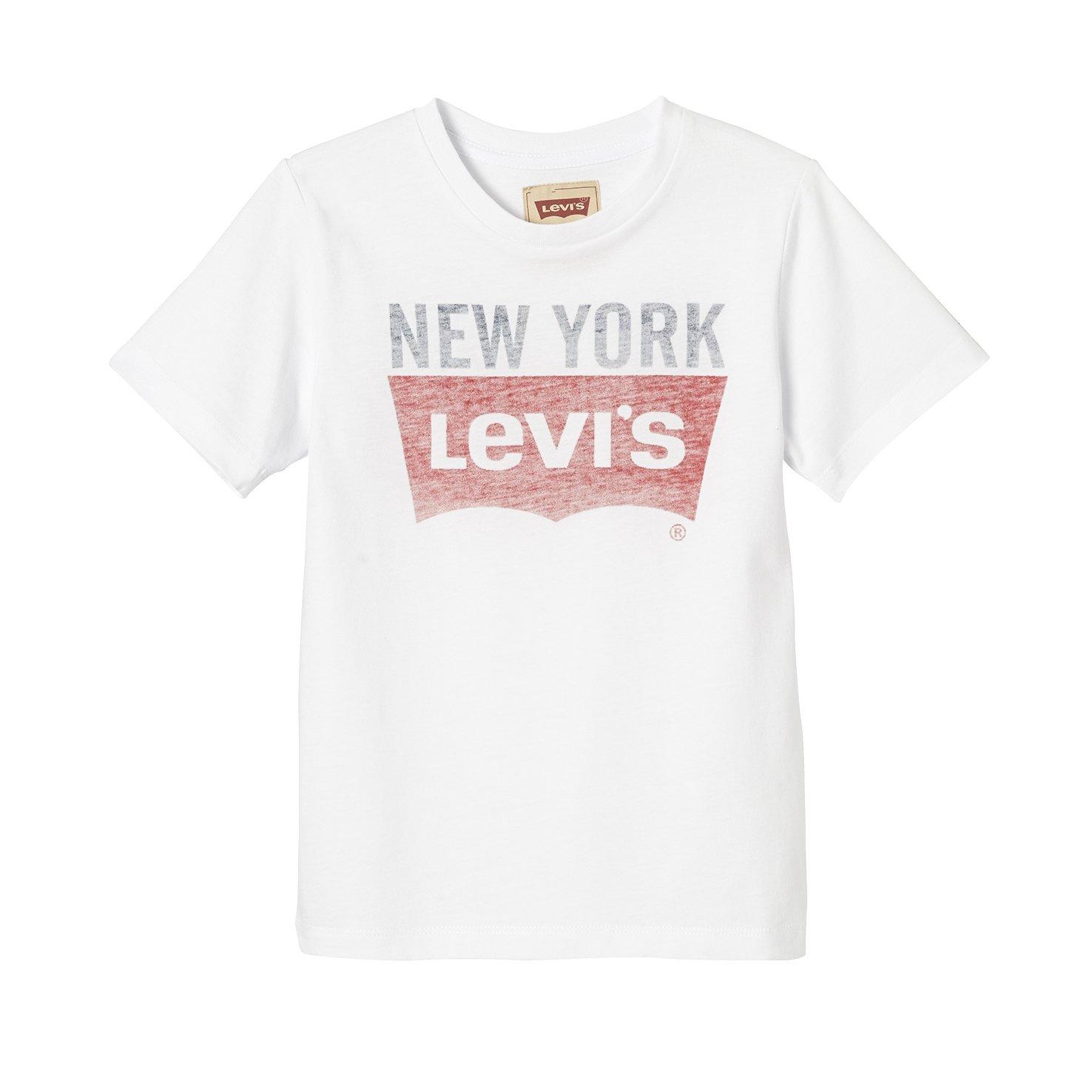 3d62ed3d40df1 Levis Kids SS Tee Inside, T-Shirt Gar ç on T-Shirt Garçon Levi   s Kids