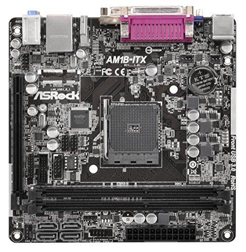 ASRock Mini ITX DDR3 1066 NA Motherboard AM1B-ITX (Motherboard Series E)