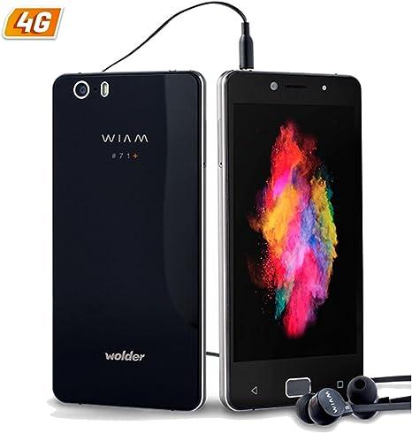 Wolder - Wiam #71+ Smartphone 3 GB ram 32 GB Flash. cámara Frontal ...