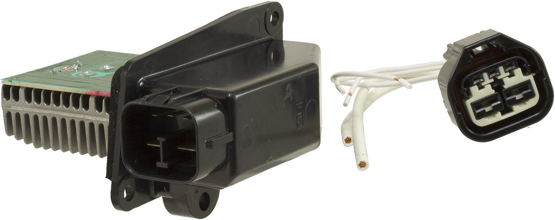 HVAC Blower Motor Resistor WVE BY NTK 4P1593
