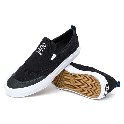 adidas Matchcourt Slip On Core BlackFootwear WhiteGum4