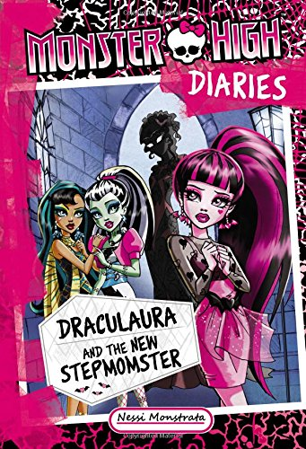 Monster High Diaries Draculaura Stepmomster product image