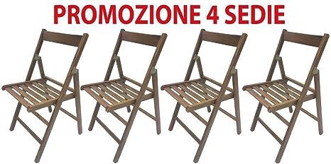 4 sillas plegables para bar - sillas de madera plegables y ...