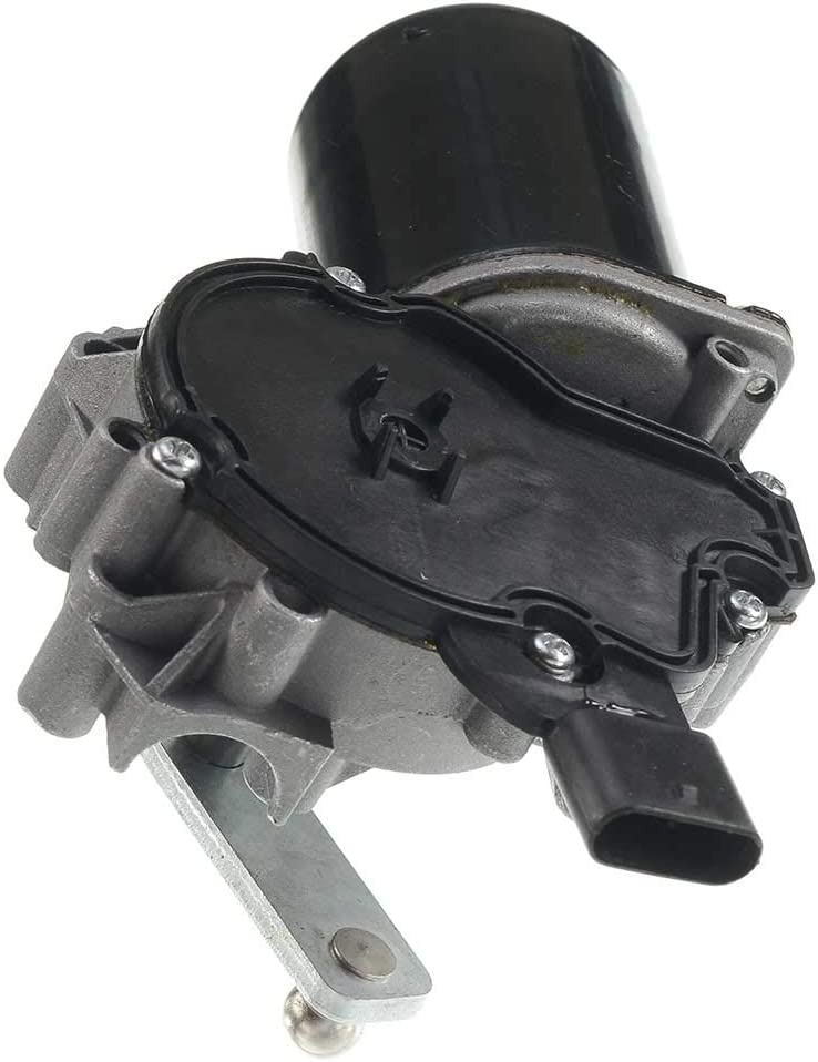A-Premium Windshield Wiper Motor without Washer Pump Replacement for BMW 320i xDrive 328d xDrive 328i GT xDrive 330e 330i GT xDrive F30 F31 2013-2018 Front