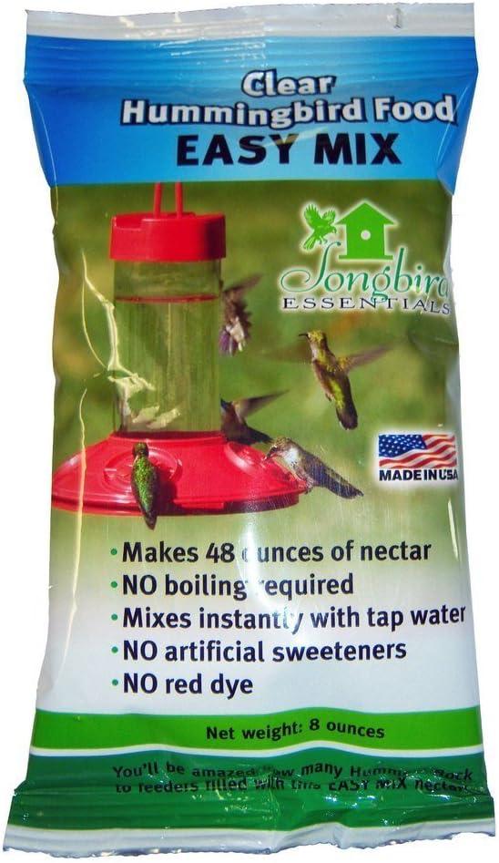 Songbird Essentials SE628 8 oz Clear Hummingbird Nectar (Set of 1)