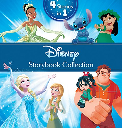 lection: 4 books in 1 (Disney Storybook (eBook)) ()