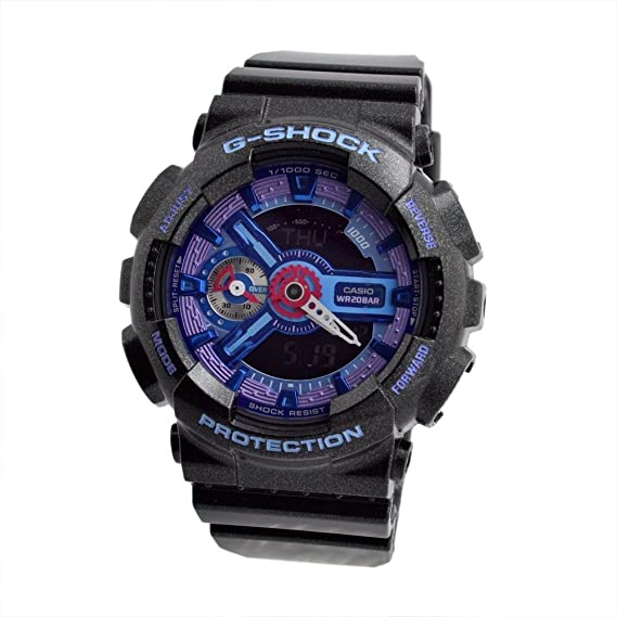 (カシオ) CASIO 腕時計 G-SHOCK Sシリーズ ボーイズサイズ GMA-S110HC-1A 【並行輸入品】