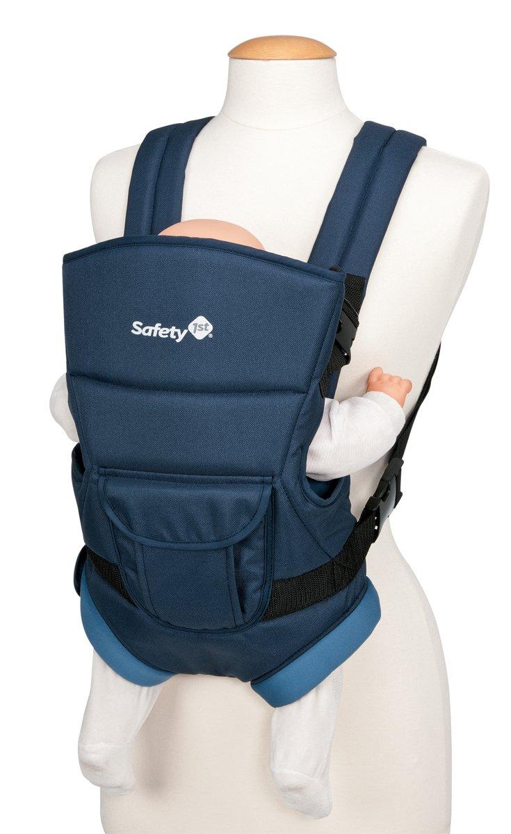 Safety 1st Youmi Babybauchtrage, bis 9 kg (ca. 9 Monate), blau 26897670