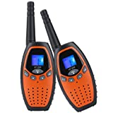 Amazon Price History for:Mksutary  2 x Walkie Talkies for Kids 22 Channels UHF400-470MHZ 2-Way Radio Gift for Children,Orange /Black