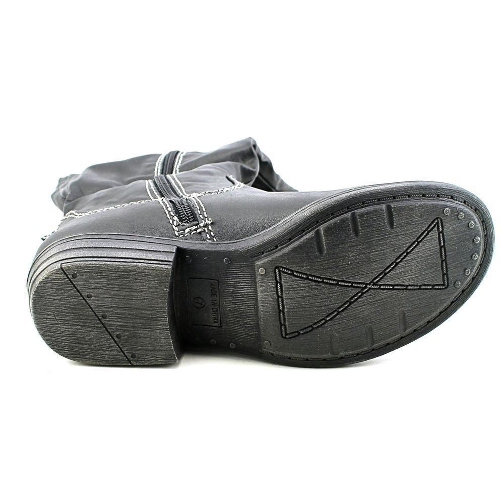 American Rag Frauen Frauen Frauen Runder Zeh Fashion Stiefel schwarz 32d676