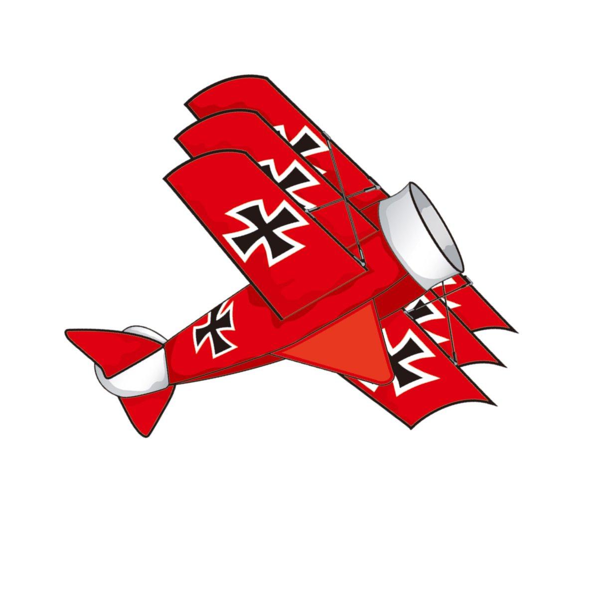 3D Drachen Flugzeug