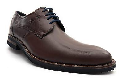 AmovibleOui Marron Semelle De Fluchos Villederbies Chaussures F0137 Homme 54jRAL
