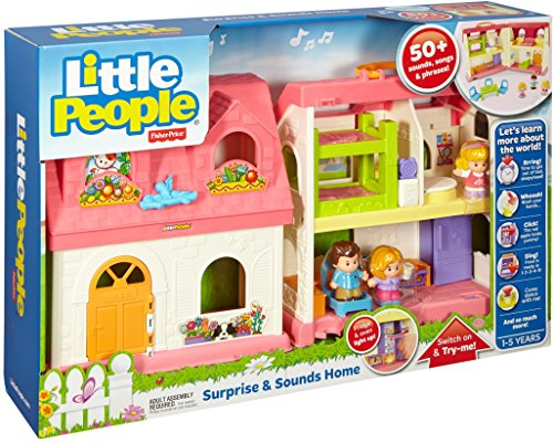 Fisher-Price Little People Surprise & Sounds