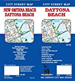 Daytona Beach FL Street Map