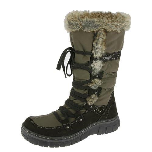 buy online 33956 f9653 Tamaris Boots 26454-377 Mocca