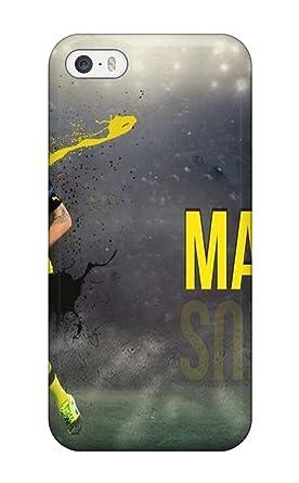 Amazon.com: Faddish Phone Marco Reus Case For Iphone 5/5s ...