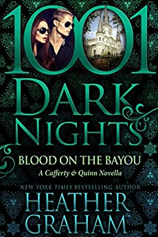 Blood on the Bayou: A Cafferty & Quinn Novella by [Graham, Heather]