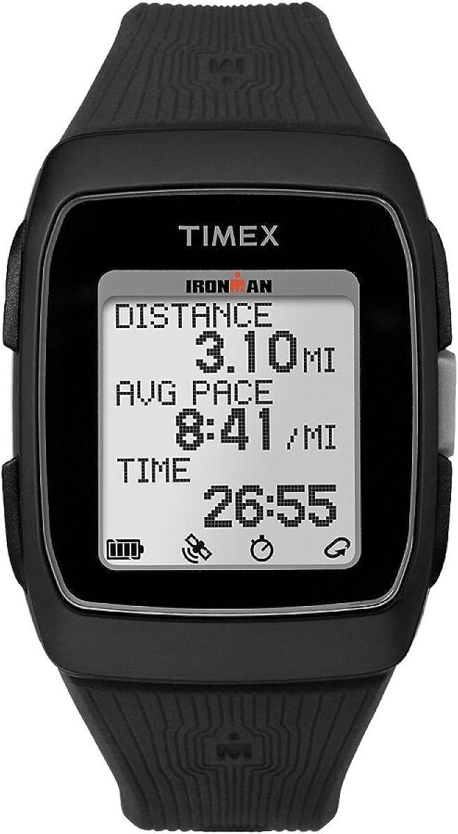 para Hombre Timex Ironman GPS Reloj tw5m11700