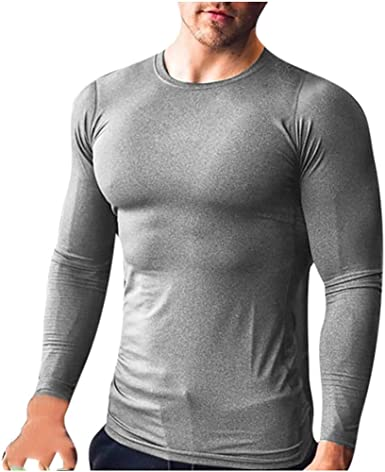 T-Shirts for Mens,Fashion Letter Printed Button Personality Shirt Sport Gym Short Sleeve T-Shirt Blouse Casual Tops