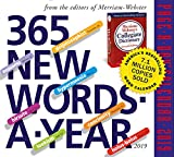 365 New Words-A-Year Page-A-Day Desk Calendar 2019 [6'' x 6'' Inches]