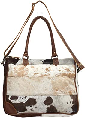 Amazon Com Myra Bags Genuine Leather With Cowhide Laptop Bag S 0728 Tan Khaki Brown One Size Shoes Super soft furry bag measurements: myra bags genuine leather with cowhide laptop bag s 0728 tan khaki brown one size
