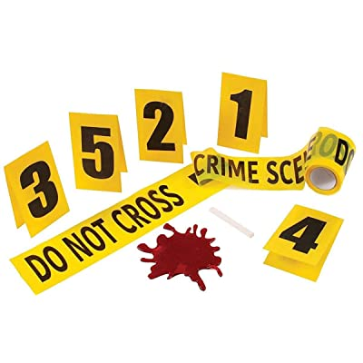 Crime Scene Kit: Toys & Games