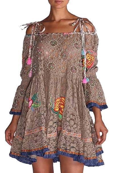 antica sartoria Positano - Milan 36 Abito  Amazon.it  Abbigliamento 6f6405aafca