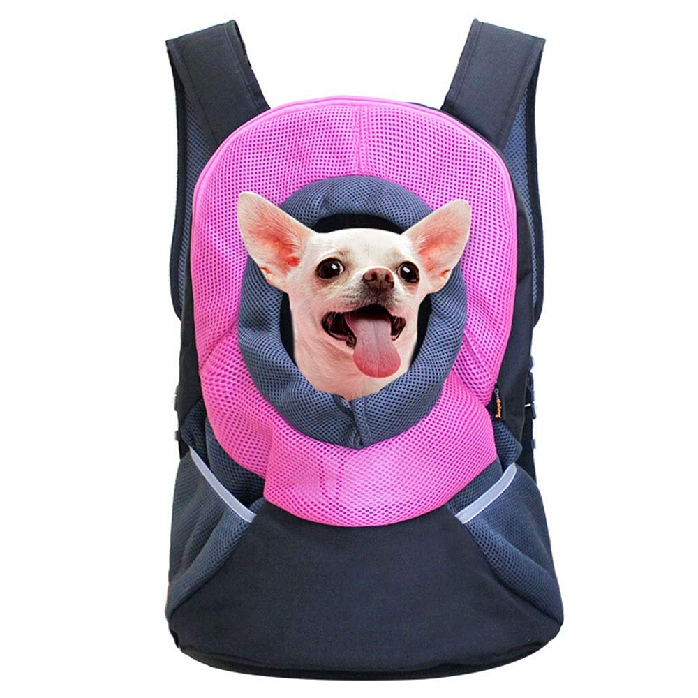 B 41X30X15CMJian E& Pet Bag  Pet Backpack Chest Bag Cat Backpack Dog Small Dog Out of The Carrying Bag Travel Cat Bag Dog Bag Backpack Dog Out Bag (color   A, Size   41X30X15CM)