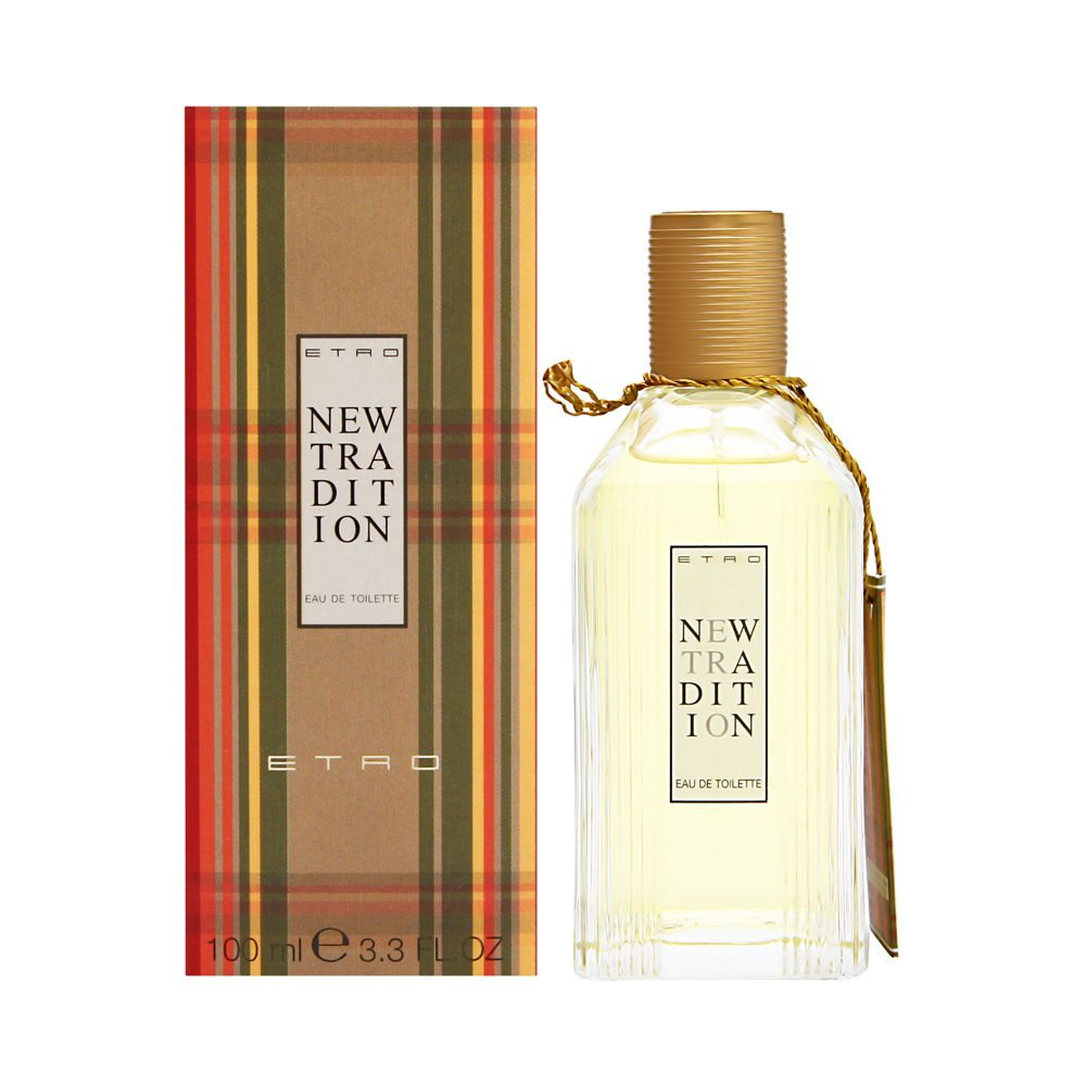 New Traditions Etro By Etro For Men and Women. Eau De Toilette Spray 3.3 oz