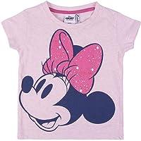 CERDÁ LIFE'S LITTLE MOMENTS Niñas Camiseta Rosa Minnie Licencia Oficial Disney