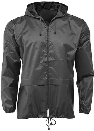 cdefcd196 Lightweight Unisex Cagoule Kagool: Amazon.co.uk: Clothing