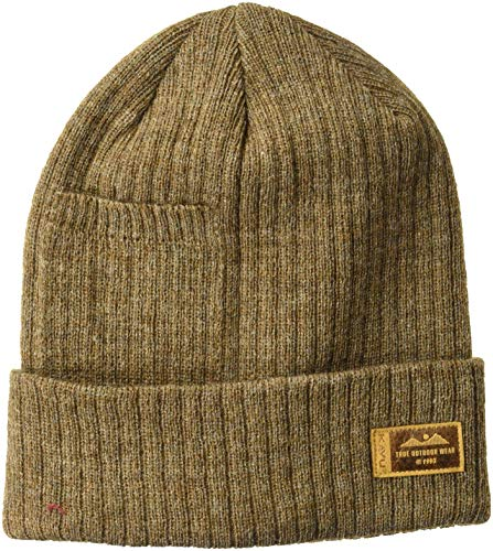 KAVU Stasher Cold Weather Hats, One Size, Heather Brown